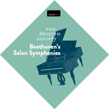 CD Beethoven's Salon Symphonies