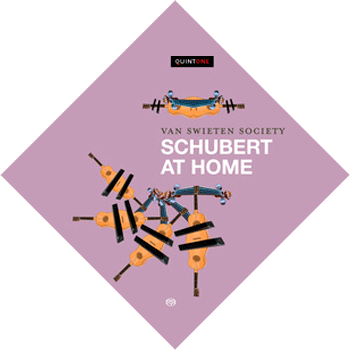 CD Schubert at Home